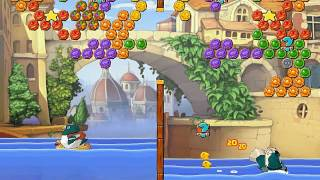 Worms Blast - Chuck vs Stavros