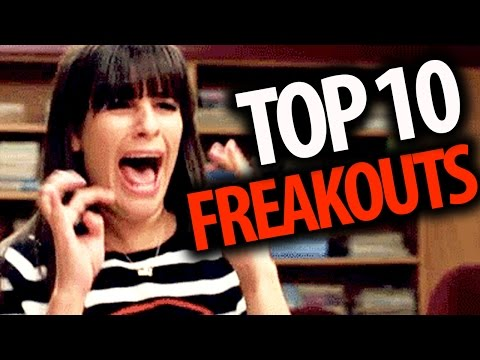 Top 10 Freak Outs!