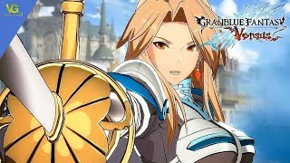 Granblue Fantasy: Versus - Percival Gameplay | AnimEVO 2019 Cygames Exhibition