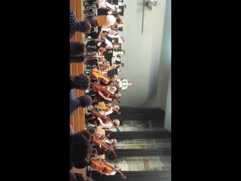 Symfonieorkest Last Post Bern 2016
