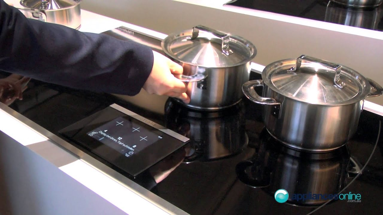 Miele No Zone Induction Hob Offers Flexibility When Cooking Appliances Online Youtube