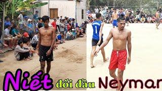 TEAM NIẾT VS CAMBODIA(neymar,mab,reach....niết,sê,qui,thái