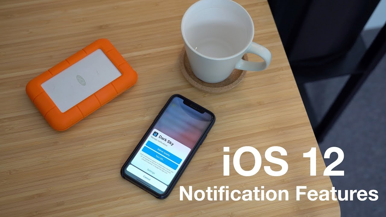 All of the Changes to Notifications in iOS 12 - MacRumors