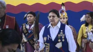 Cozad, Gourd Dance 1 BEST 2011 Comanche Community Ctr