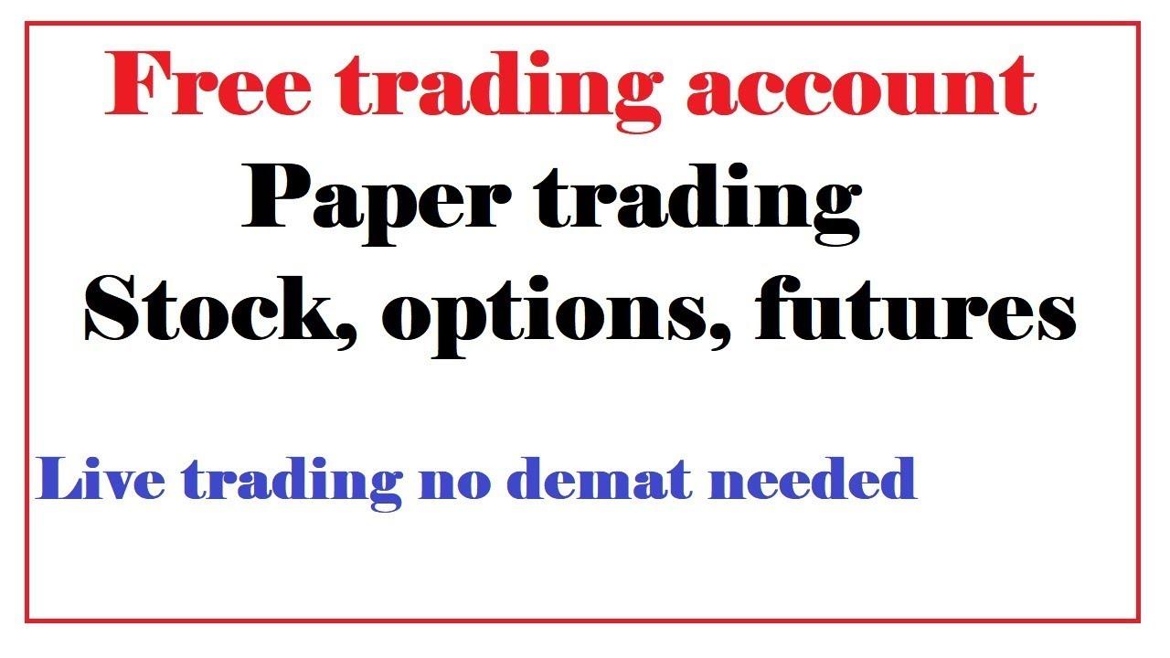 Live trading platform