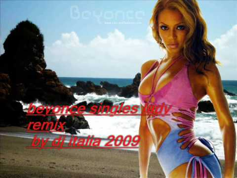beyonce singles ladies remix dancehall by dj italia 2009