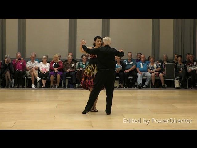 2019 Round Dance Showcase -- 6/29/19 -- 03 -- Christina Eum / Steve Gibson -- Move
