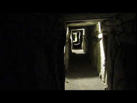 Inside a Mound at Knowth