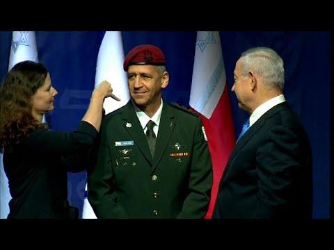 إسرائيل تعين كوخافي رئيسا لأركان الجيش  - نشر قبل 25 دقيقة