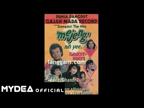 Eddy Chandra - Mejeng (Audio)