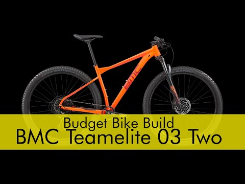 Budget Bike Build BMC Teamelite 03 Two Large Unboxing And Time Lapse