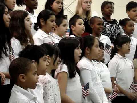 Norcross Elementary School - Obama
