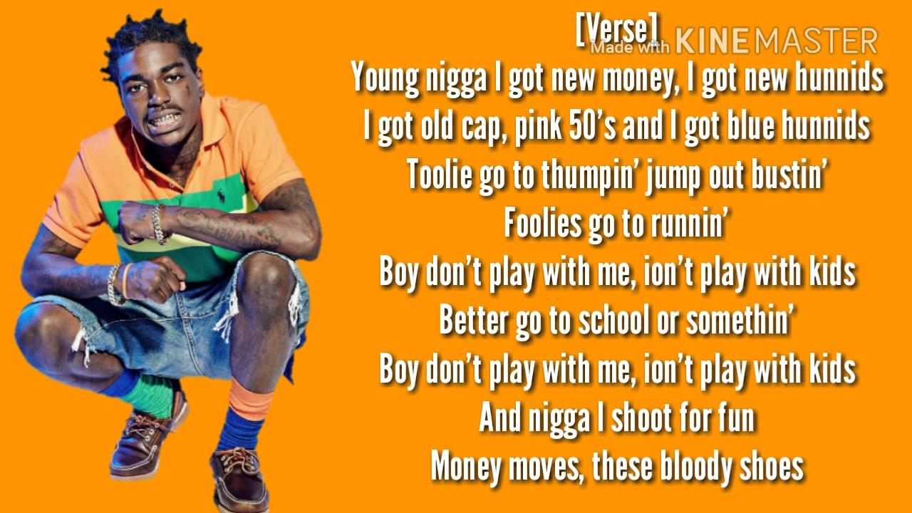Download Kodak Black- Bodak Orange (Lyrics)