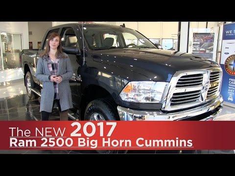 Dodge Big Horn Truck >> New 2017 Ram 2500 Big Horn Cummins - Minneapolis, Elk River, Coon Rapids, St Paul, St Cloud, MN ...