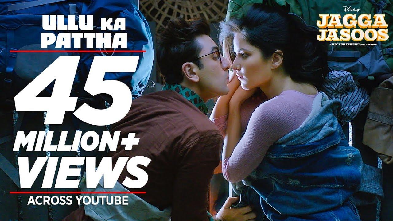 Ullu Ka Pattha Video Song | Jagga Jasoos | Ranbir Katrina | Pritam Amitabh B Arijit Singh #1