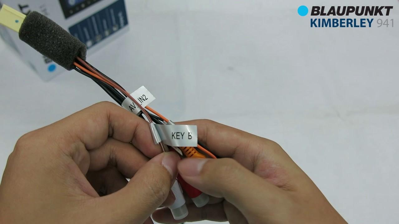 medium resolution of blaupunkt 2 din car radio multimedia navigation kimberley 941 unboxing