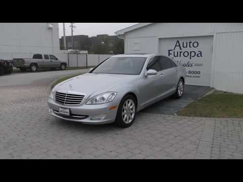 Review - The W221 S-Class like this 2008 S 550 is when Mercedes-Benz got their groove back