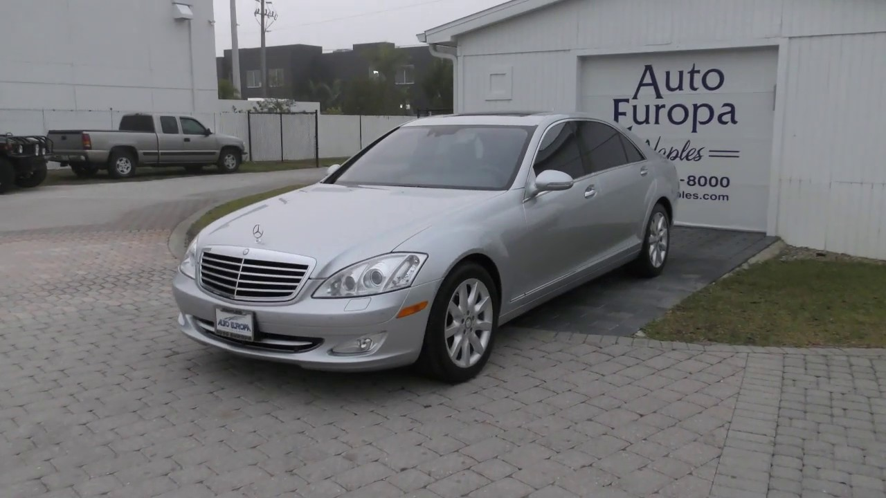 review the w221 s class like this 2008 s 550 is when mercedes benz got their groove back
