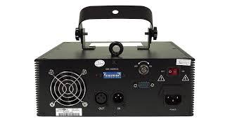 Laserworld EL-400RGB 400mW Multicolour Scanning Laser
