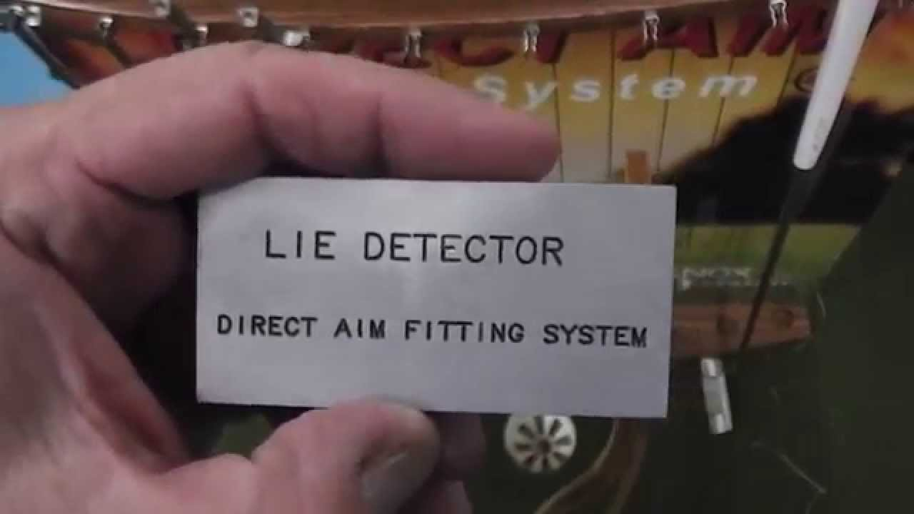 Lie Detector Putter Fitting Tool Youtube