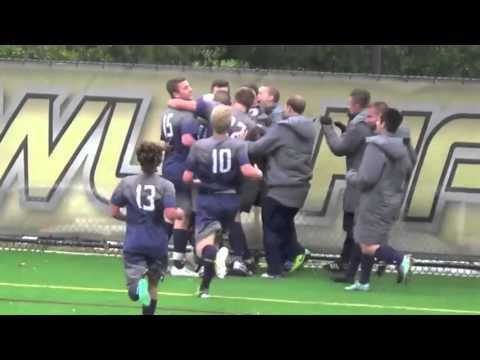 Gordon College Men's Soccer Highlight Tape 2015