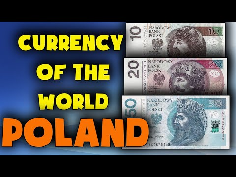 Currency Of Poland - Polish Zloty