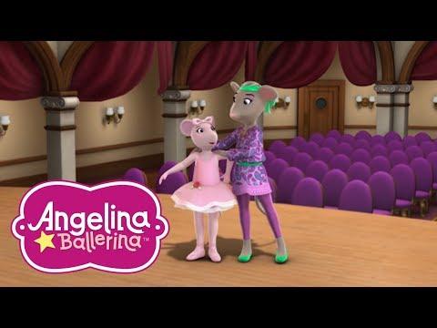 Angelina Ballerina Latinoamérica 🎵 Cómo Aprender a Improvisar? 📖