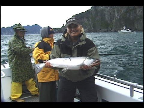 Seward Alaska Silver Salmon