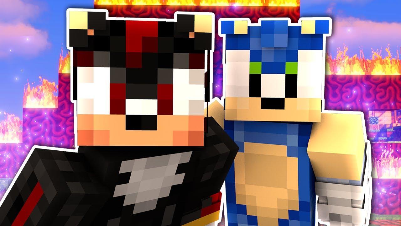Sonic & Shadow Play Minecraft Season 2 (Part 8) - SEASON 2 RETURNS!!