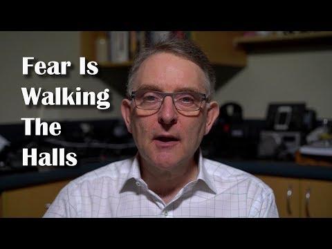 The Australian Market Update - Fear Is Walking The Halls