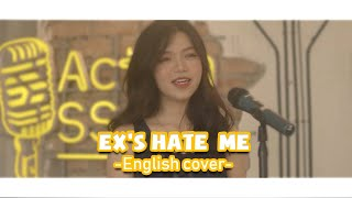 Ex's Hate Me - English Cover | Hong Phuong x Tri Le | ActionSS 77