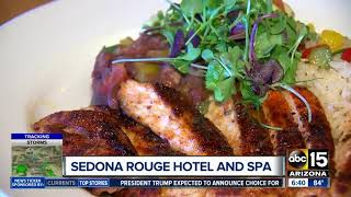 Deal of the Day: Relax up north at Sedona Rouge Hotel and Spa