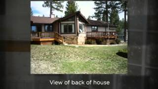 PORTOLA Real Estate MLS#201400247 Plumas County California by CAROL MURRAY