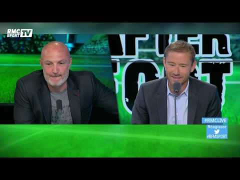 After Foot - La croustillante anecdote de Frank Leboeuf sur France-Bulgarie