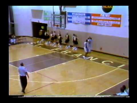 1994 JOLIET TOWNSHIP vs HILLCREST BASKETBALL.  USF TOURNAMENT