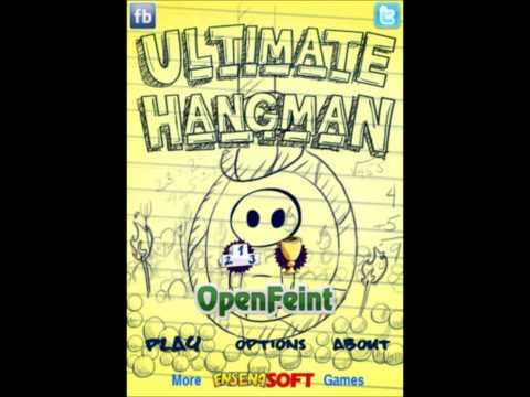 Ultimate Hangman - 12 days of christmas