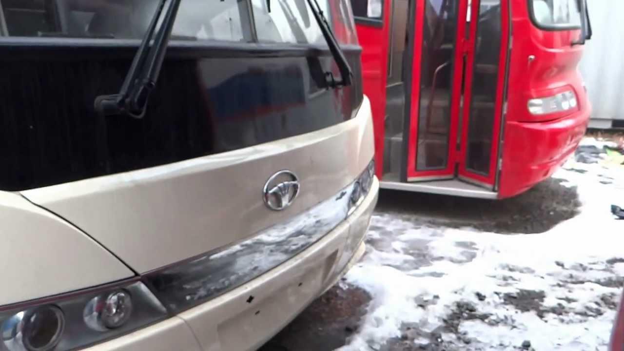Korean Used Bus Autowini Com Hyundai Universe Noble
