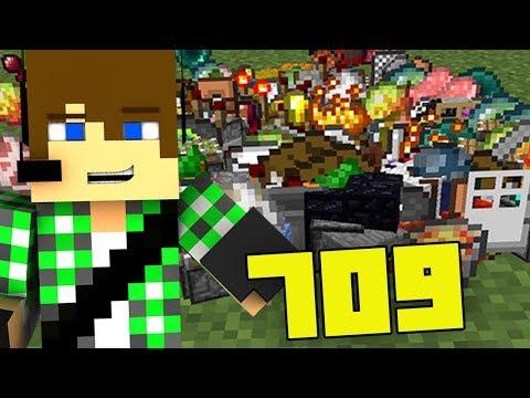 Minecraft ITA - #709 - MONTAGNE DI DROP