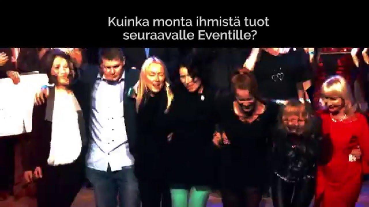 Team Zinzino Event 28.1.2015 Lahti - YouTube