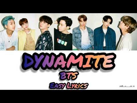 dynamite-bts---방탄소년단-(easy-lyrics)