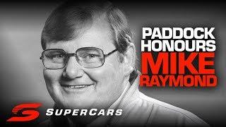 Supercar Paddock Legends Honour Mike Raymond   Supercars Championship 2019