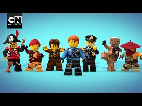 Ninjas Unite! | Ninjago | Cartoon Network