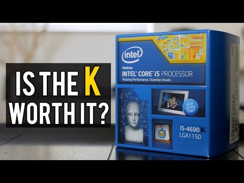 """Are Unlocked """"K"""" CPUs Worth It For Gaming?"""