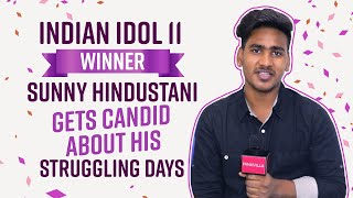 Indian Idol 11 winner Sunny Hindustani talks about his win, new found popularity & much more