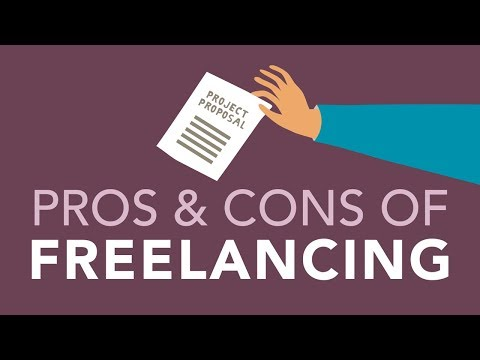 The Pros and Cons of Freelance Work