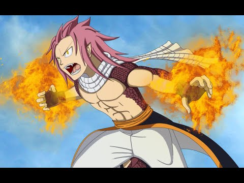 Fairy Tail - Natsu's Ultimate Form - YouTube