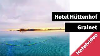 [Hotelcheck] Hotel Hüttenhof | Grainet | bayerischer Wald