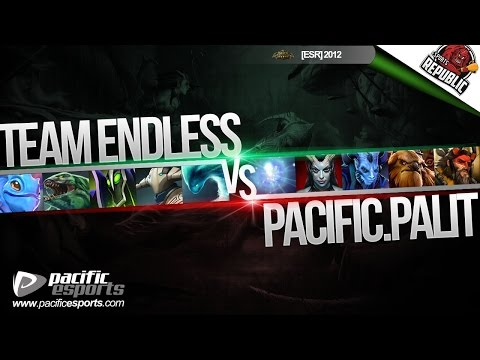 [ESR Open Series] Pacific Palit vs Team Endless