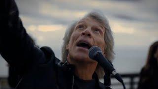 "Jon Bon Jovi - Here Comes The Sun - ""Celebrating America"" Biden Inauguration 1/20/21"