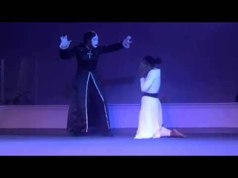 Psalm 23 dance and mime